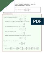 Sistema de Ecuaciones Diferenciales