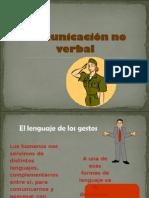 La Comunicacion Noverbal