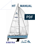 Kerkyra Yacht Manual