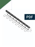 Plano de cercha en 3D