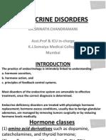 3 Medicine Endocrine Disorders