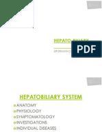 4 Medicine Hepato Biliary System