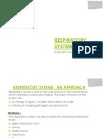 6 Medicine Respiratory System