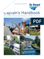 Le Boat Captains Handbook Eng