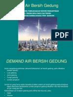 Sistem Air Bersih Gedung_Kuliah 2 Tek. Pml.ged.&Perk