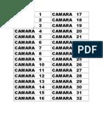 CAMARA   1