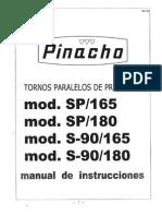 CATALOGO TORNO PINACHO
