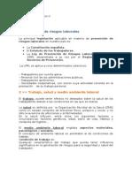 Formación y orientación Laboral. Tema 11. Trabajo y salud.