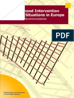 Early Childhood Intervention Analysis of Situations in Europe Key Aspects and Recommendations Eci En