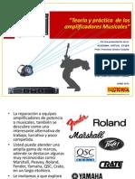 Teoria y Practica de Los Amplificadores Musicales_jun 2015_version 2