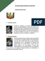 GRADOS DEL RITO ESCOCÉS ANTIGUO Y ACEPTADO.pdf