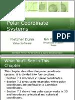 7 Polar Coordinate Systems