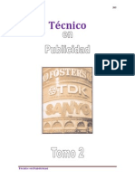 Tecnico en Publicidad Grafica 2