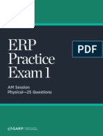 ERP Practice Exam1 7115
