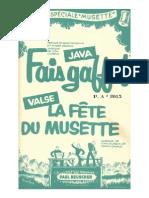 Tony Muréna & Mario Capaldi - La fête du Musette (Orchestration) (Valse Variation).pdf