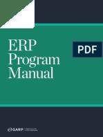 Garp Erp Program Manual 31615 (1)