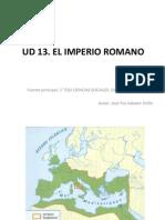 Eso 1 Ud 13 El Imperio Romano