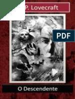 H. P. Lovecraft - O Descendente