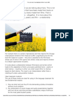 american history on film pdf | The United States | Politics