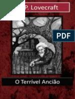 H. P. Lovecraft - O Terrível Ancião