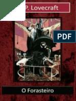 H. P. Lovecraft - O Forasteiro