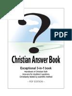 Answer Book