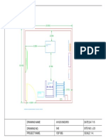 AutoCAD Floor Plan and Layout 1