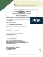 Monitoreo Ambiental‐Material Particulado en Suspensión PM10en San Lorenzo