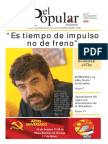 El Popular 327 Órgano de Prensa Oficial del Partido Comunista de Uruguay