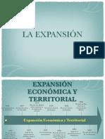 Expansion Territorial