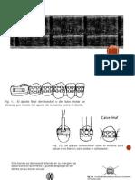 Elementos del diseño de las bandas y de la adhesión
