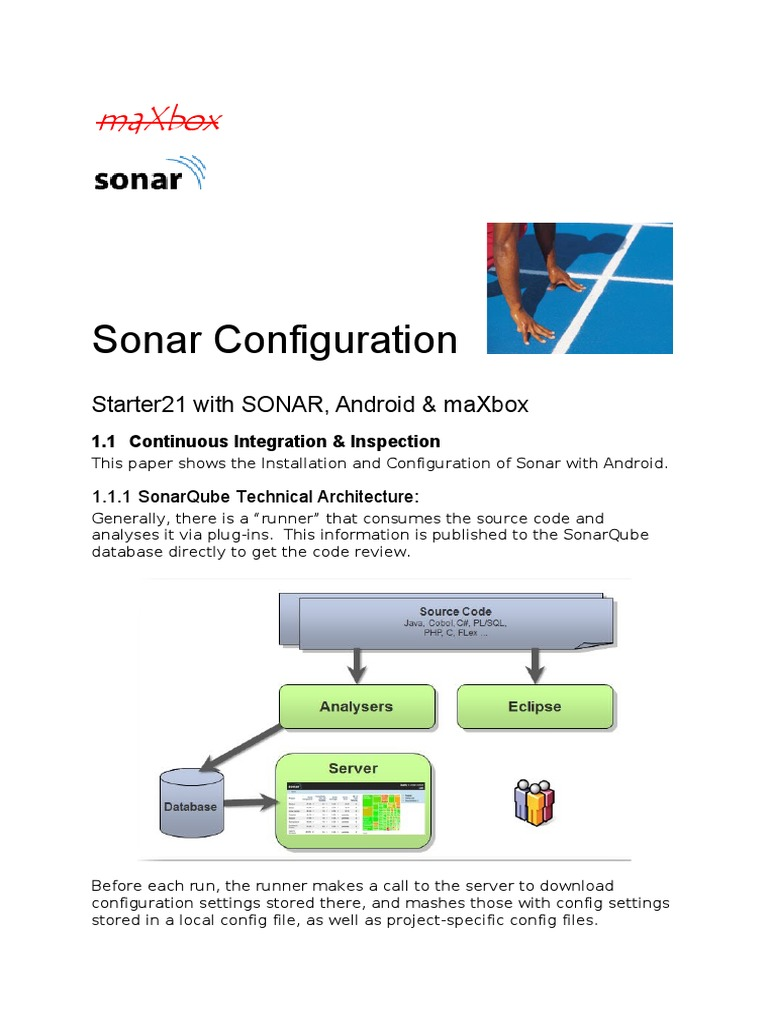 Tutor 21 Sonar Configuration | Java Virtual Machine | Ip Address
