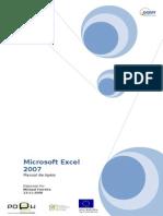 Manual de Excel2007