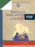 Manualul Radioamatorului de Unde Scurte 1957