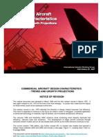 07 Commercial Aircraft Design Characteristics