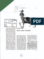 Piglia-Notas Sobre El Facundo