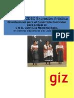 1 10 ODECS Expresion Artistica 2013