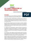 Basura Electronic A El Lado Toxico de La Telefonia Movil