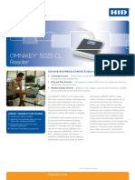 Omnikey 5025 Cl Reader Ds En