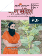 YogSandesh March Hindi 2010