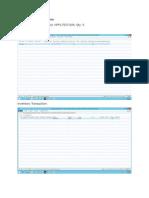 Inventory Transaction Onhand Status PurchaseOrder