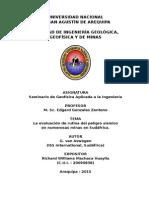 evaluacion de peligro sismico de rutina en numerosas minas de sudafrica  trytrad