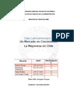 Resolucion Caso Latinoamericano B Mayonesa