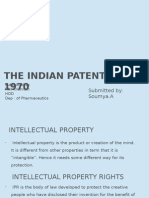 Indianpatentact 121028232123 Phpapp01.Pptx 0