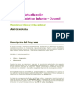Curso de Actualización en Diagnóstico Infanto - Juvenil