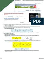 Reacciones de Oxidación Reducción en Síntesis Orgánica