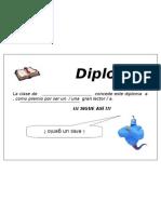 Diploma de Lectura 1