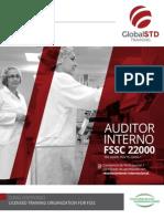 Auditor Interno Fssc c