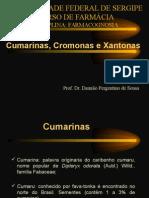 Aula_Cumarinas, Cromonas e Xantonas_2010.2