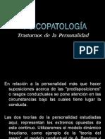 Psicopatología_Trastornos de la Personalidad